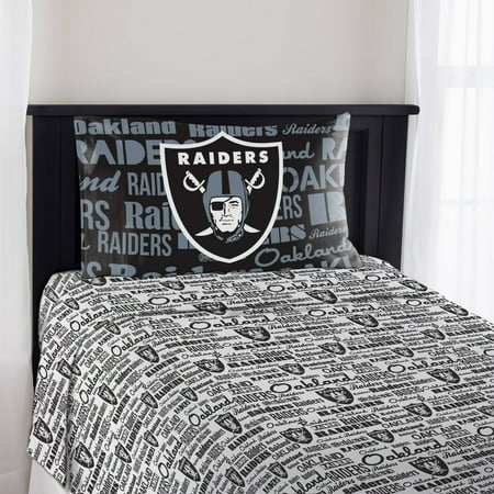 Nfl Oakland Raiders  Anthem  Sheet Set
