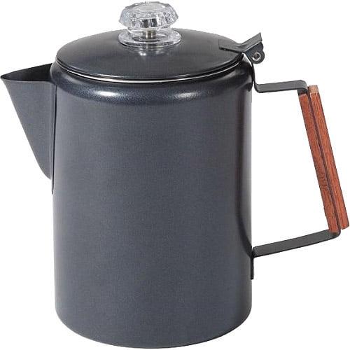 Black Granite 9 Cup Percolater