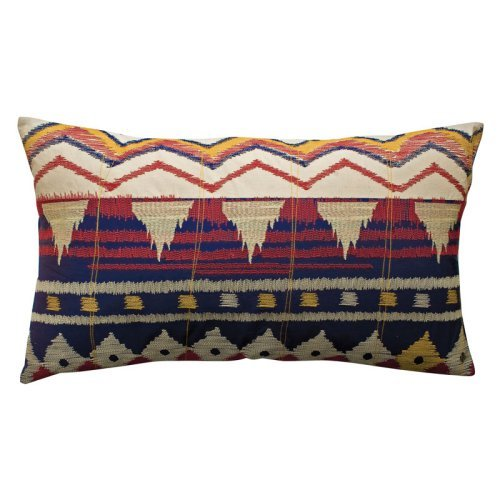 Koko Company Java Ikat Decorative Pillow
