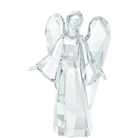Baptism Angel Figurine - $399 Swarovski Clear Crystal LARGE Christmas Figurine ANGEL SOPHIA #5058741