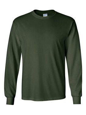 7fad4d74702 Product Image Gildan T-Shirts - Long Sleeve Ultra Cotton Long Sleeve T-Shirt  2400