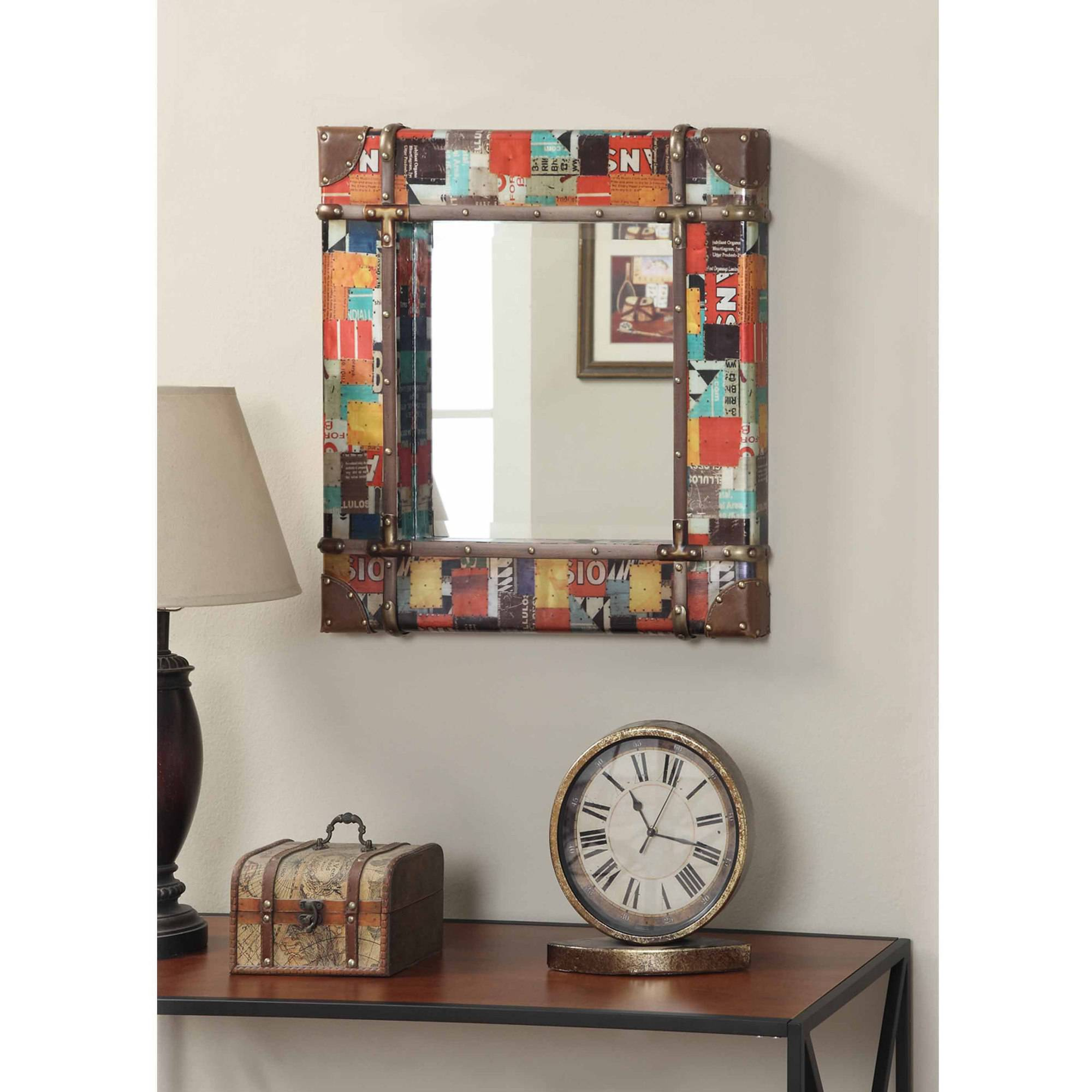 Convenience Concepts Rio Square Mirror