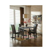 Signature Design by Ashley Kimonte Dining Side Chair, Set of 2, Dark Brown