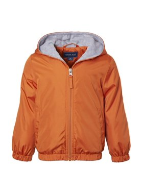 Cherokee Toddler Boys Fleece Lined Windbreaker Jacket (Size 2T)