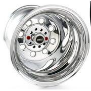 "Weld Racing Draglite Wheel 15x15"" 5x4.50/4.75"" BC P/N 90-515348"