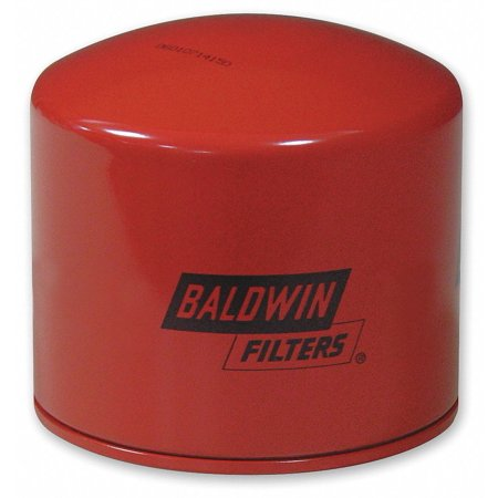 Baldwin Filters Fuel Filter, Spin-On Filter Design  Includes I. Gasket BF790