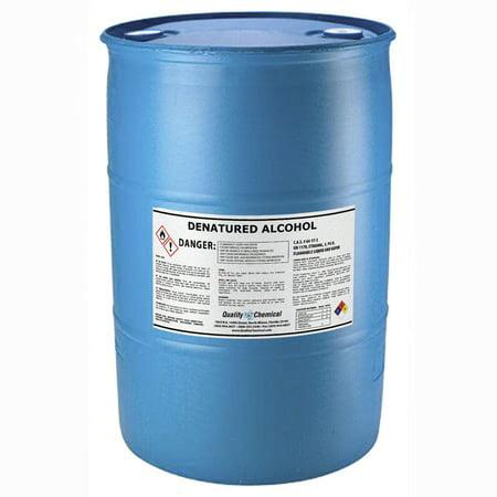 Denatured Alcohol (Ethanol) - 55 gallon drum