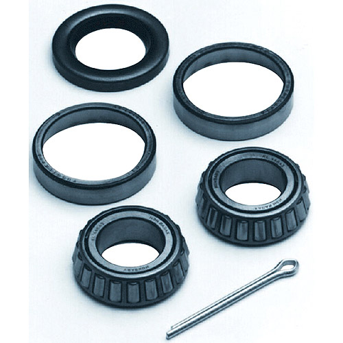 "Trailer Wheel Bearing Kit fits 1"" outer bearing O.D. / 1.98 Hub I.D."