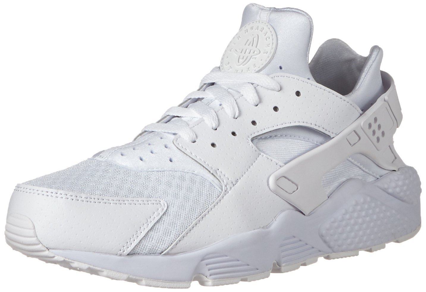 new style 2903c d6225 germany nike 318429 111 mens air huarache exclusive flint spin fabric  trainer sneaker 11 ade0c 91094