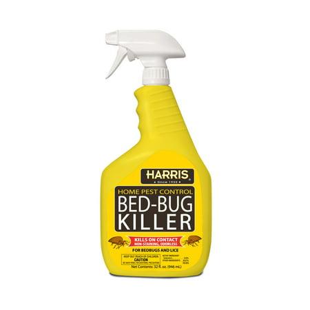 Harris Bed Bug Killer Ready To Use Spray Walmart Com