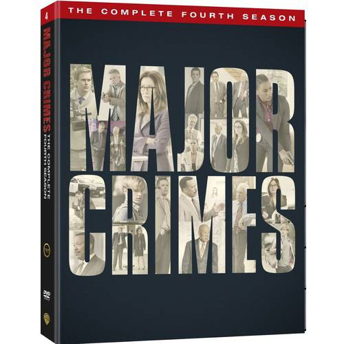 Major Crimes: The Complete Fourth Season