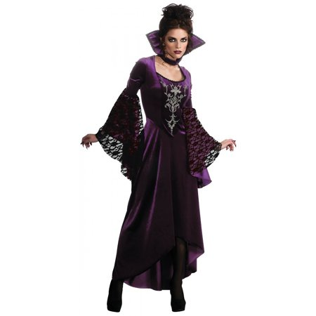 Violet Vamp Child Halloween Costume