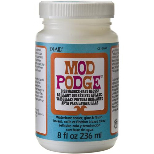 Mod Podge Dishwasher Safe 8oz-Gloss