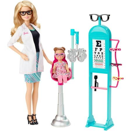 Barbie Careers Eye Doctor