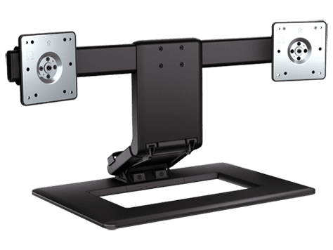 HP Adjustable Dual Display Stand (AW664AA) by HP
