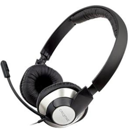 Creative Labs ChatMax HS-720 Headset - Stereo - USB 51EF0410AA001