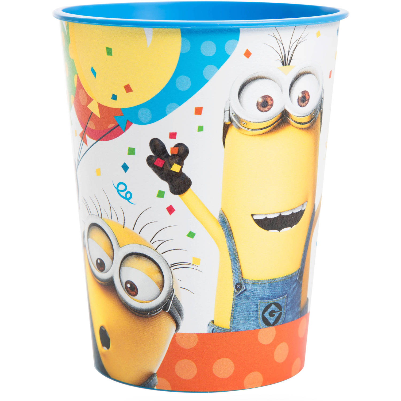 16oz Despicable Me Minions Plastic Cup by Unique Industries