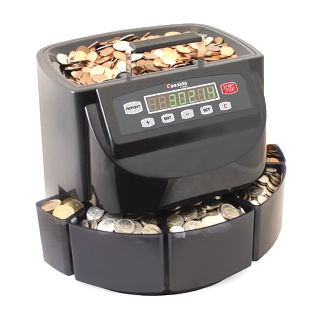 C200 Coin Counter/Sorter/Wrapper CSSCC200