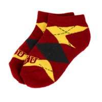 Iowa State Cyclones Youth Argyle No Show Sock