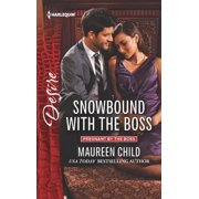 Snowbound with the Boss - eBook