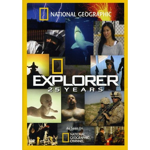 National Geographic Explorer: 25 Years (Widescreen, Includes Digital Copy) by