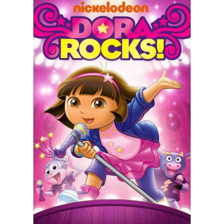 - Dora the Explorer: Dora Rocks (Vudu Digital Video on Demand)