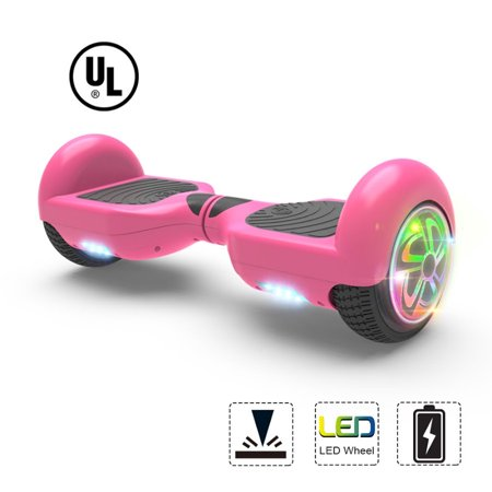 How Much Is A Hoverboard >> Hoverboard Two Wheel Self Balancing Electric Scooter 6 5 Ul 2272