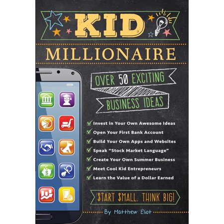 Kid Millionaire : Over 50 Exciting Business Ideas](Halloween Kid Ideas Pinterest)
