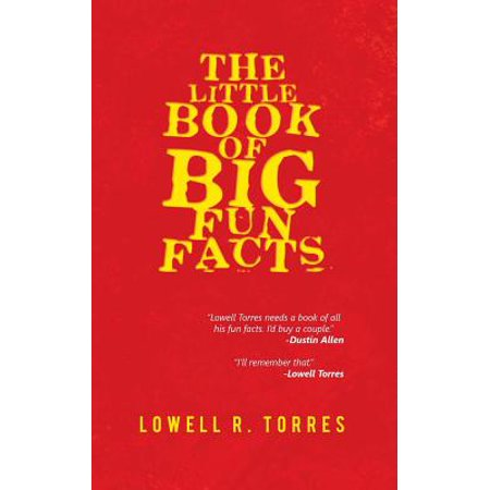 The Little Book of Big Fun Facts (Little Fun At The Big Top Minikit)