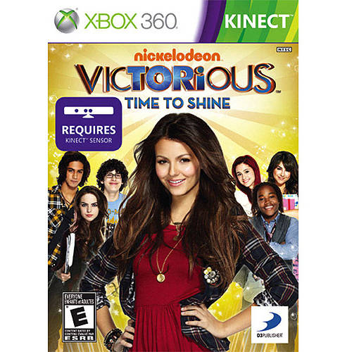 Victorious: Time To Shine Kinect (Xbox 360) - Pre-Owned