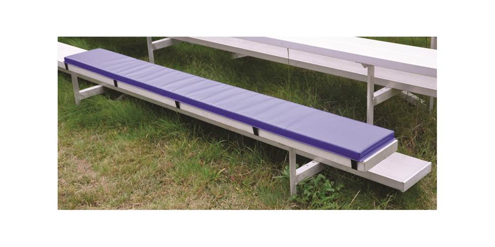 Bleacher or Bench Plank Pad by Jaypro Sports