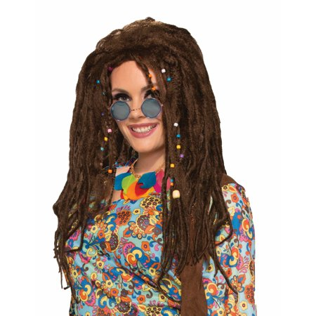 Dread Wigs (Hippie Dreads Costume Wig)