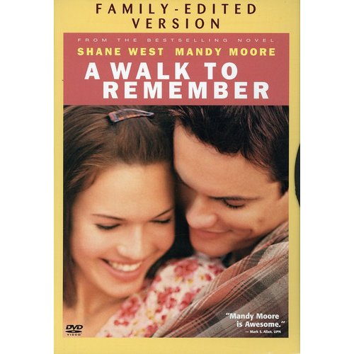 Walk To Remember (Pan & Scan/ Special Edition)