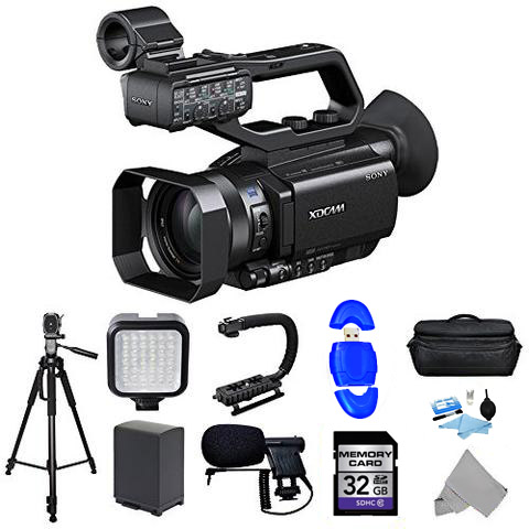 Sony PXW-X70 PROFESSIONAL XDCAM COMPACT CAMCORDER + VIDEOGRAPHER''''S ESSENTIALS KIT