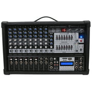 Best Usb Mixers - Rockville RPM109 12 Channel 4800w Powered Mixer, 7 Review