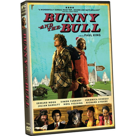Bunny and the Bull (DVD)