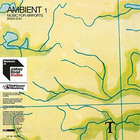 Ambient 1: Music For Airports (Vinyl)