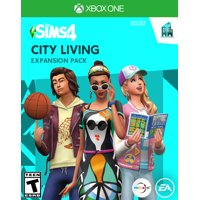 THE SIMS 4 City Living Expansion Pack, Xbox One (Email Delivery)