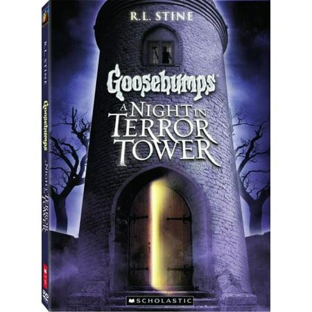 Alton Towers Halloween Night (Goosebumps: Night in Terror Tower)