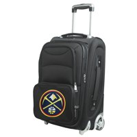 """Denver Nuggets 21"""" Rolling Carry-On Suitcase - No Size"""