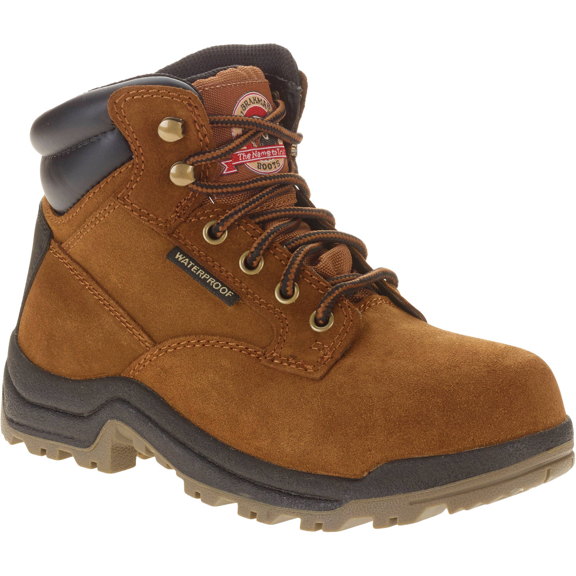 Brahma Women's Diane II Leather Work Boot