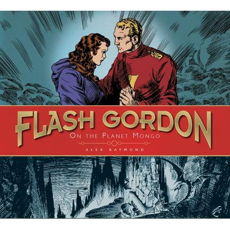 Flash Gordon: On the Planet Mongo : The Complete Flash Gordon Library 1934-37