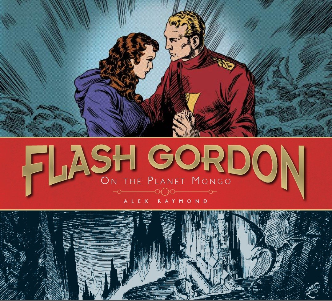 Flash Gordon: On the Planet Mongo