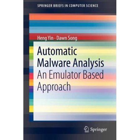 Automatic Malware Analysis  An Emulator Based Approach