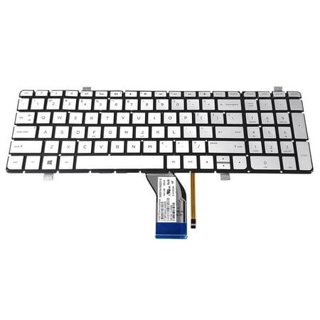 PK131CR2A00 V150602CS1 BL Genuine HP Pavilion 15-BC English US Laptop Keyboard Laptop Keyboards ()