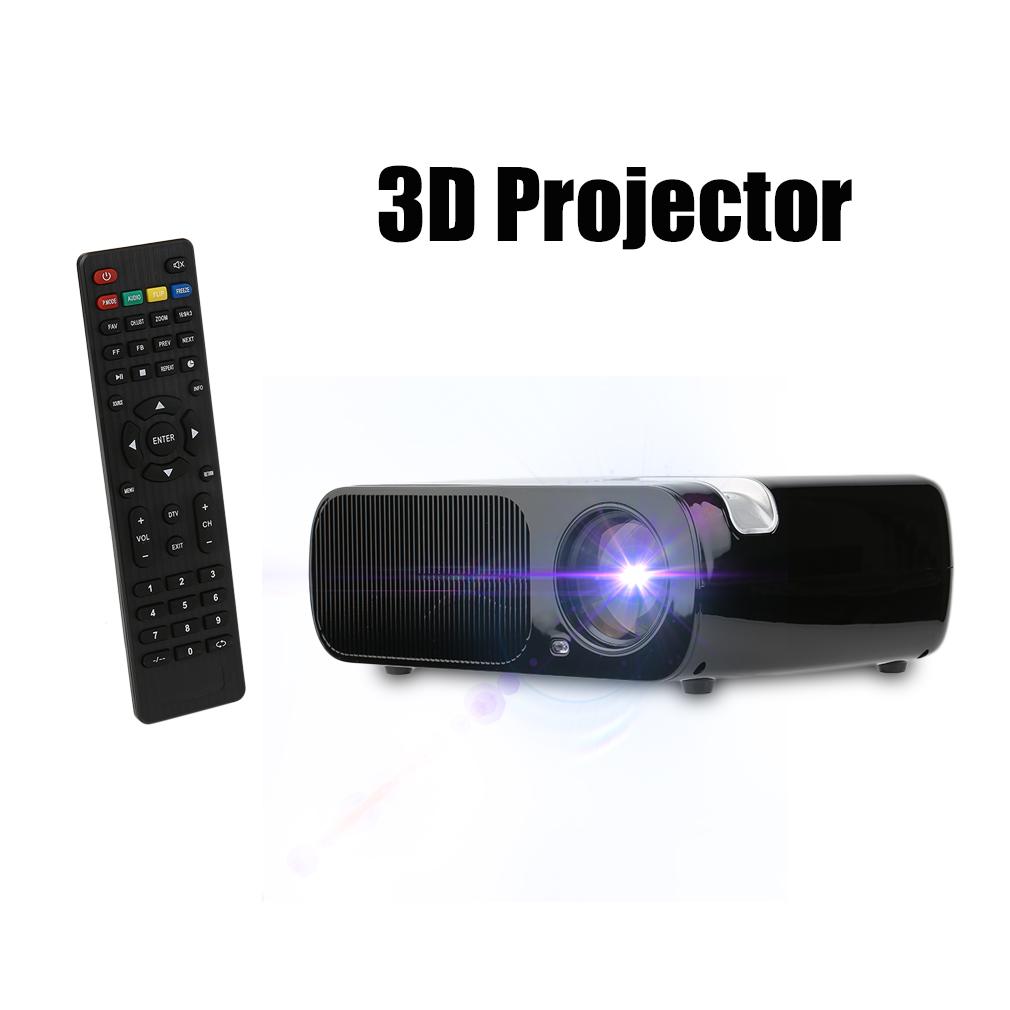 iRULU Portable Multimedia LED Video Projector 2600 Lumens...