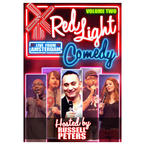 Red Light Comedy Live from Amsterdam (Volume 2) (2012)
