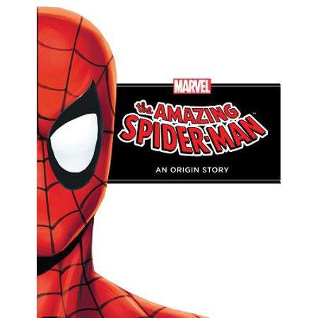 Amazing Spider-Man: An Origin Story](Halloween Origin Story)