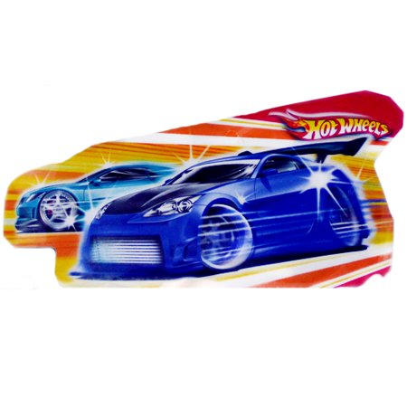 Hot Wheels 'Fast Action' Honeycomb Party Decoration (1ct)