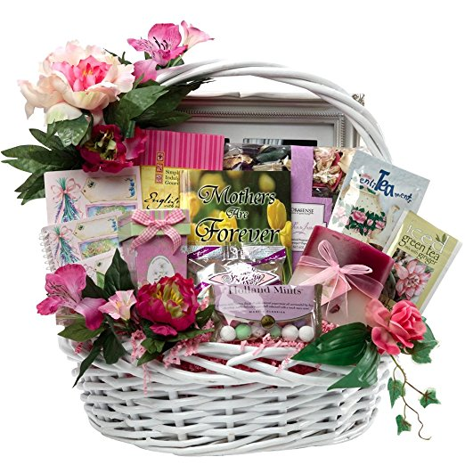 Mothers Are Forever Gourmet Food Gift Baskets -Large